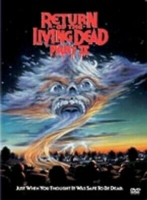 Return Of The Living Dead 2 [DVD] [1988] - DVD  LWVG The Cheap Fast Free Post