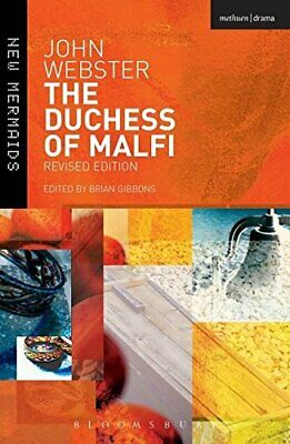 The Duchess of Malfi: Fifth Edition (New Mermaids) by - Book The Cheap Fast Free
