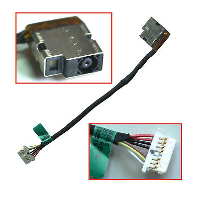 DC Power Jack w/ Cable Charging Port HP 799736-Y57 799736-S57 15-AC163NR 15-AC