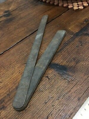 Old Vintage Sliding Bevel Square Heavy Duty Antique Tool Angle