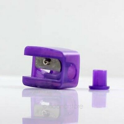 Cosmetic Pencil Sharpener For Eyebrow EyeLiner Lip Pen Makeup Make Up Tools UK