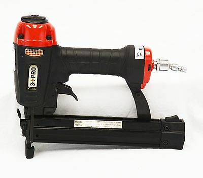 "3PRO Combination Dual 18GA Finish Nailer & 1/4"" Narrow Crown Stapler 3/8""-1-1/4"""