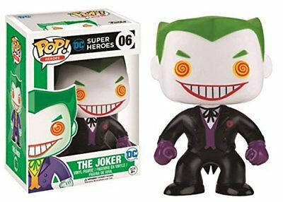 Black Suit Classic Joker (DC Comics ) Funko Pop! Vinyl Figure AC NEW