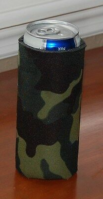 Lot of 2 Michelob Ultra Koozie slim can cooler CAMO NEW FREE SHIPPING