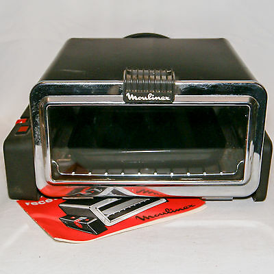Moulinex Mini Four + Recettes An80 Vintage Toaster Oven 1980'S Recipes