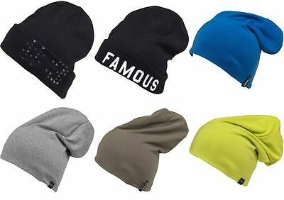 Adidas Neo Unisex Reversible Knitted Beanie Winter Hat, Mens Womans Boys Girls