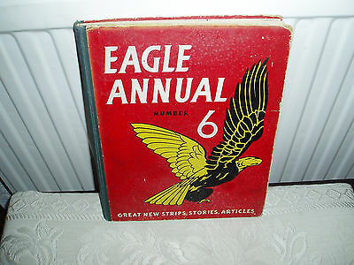 Eagle annual/book number 6