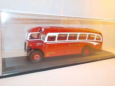 Display Case Suitable for 1:50 Single Decker Buses, and Coaches, 1/76 Trucks, 1: