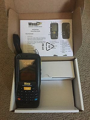 NIB WASP DT60 Numeric Mobile Computer SRP $995