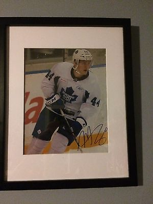 Signed Morgan Riley Picture! (Authentic)