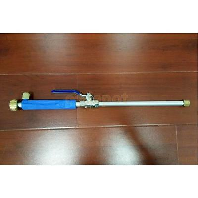 New High Pressure Power Washer Spray Nozzle Water Hose Wand Attachment
