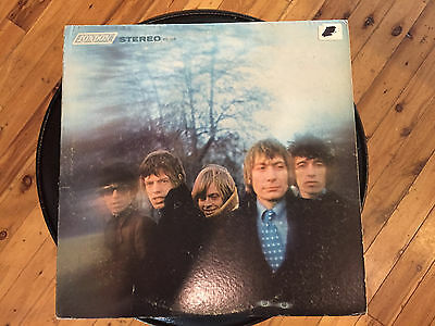 "The Rolling Stones - Between The Buttons - 12"" Vinyl LP record"