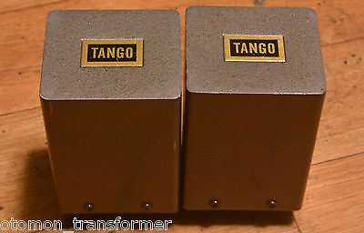 Hirata TANGO OPT M-705 for SE amplifier tube 45, 50, 6V6, EL84