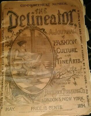 The Delineator 1894