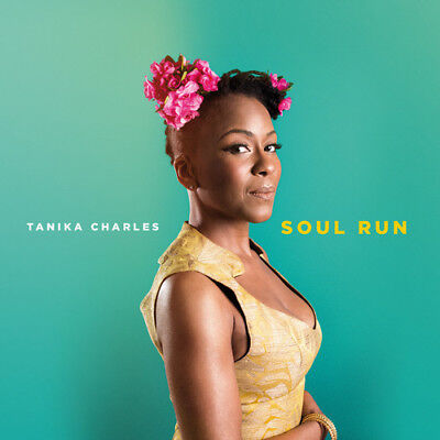 Tanika Charles - Soul Run [New CD]