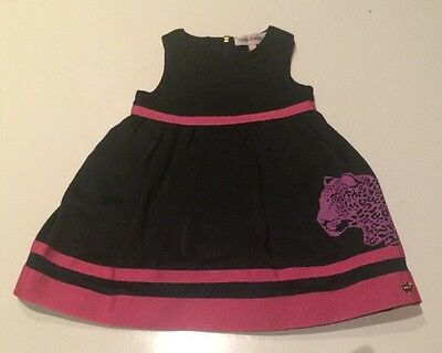 JUICY COUTURE Baby Girls Dress Sz 0 or 6-12 Months ADORABLE!