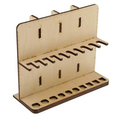 Leather Craft Stamp Tools Stand Leather Punch Tools Rack Holder Organizer