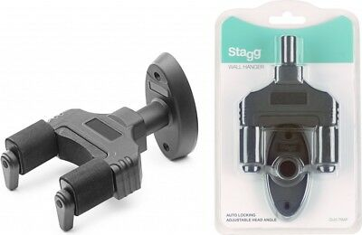 Stagg GUH-TRAP Auto Lock Guitar Wall Hanger