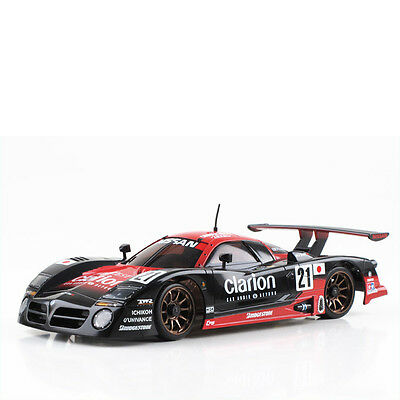 Mini-Z Karosserie 1:24 Nissan R390 GT1 LM 1997 No 21 Route 246 Kyosho R246-1131