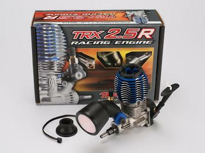 NEW Hobby Remote Control Traxxas Tra5207R 2.5 Eng Ips Shft W/Recoil P/S Engines