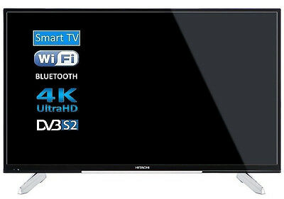 Smart TV Hitachi 55hk6w64 55 pollici 4K Ultra HD LED WiFi DVB-T2