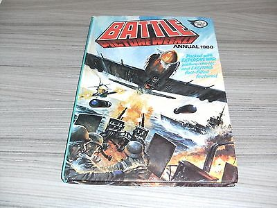 Battle Picture Weekly  Annual 1980 + Free Hundreds Of Classic Uk Comics On Dvd