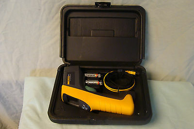 Fluke 561 Dual Ir Infrared & Contact Thermometer - Hvac  & Remote Control Use