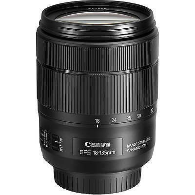 New Year Deal Sale 18-135 mm Canon Ef-s 18-135mm f/3.5-5.6 Is Usm Lens