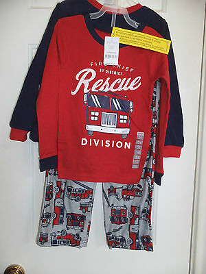 Nwt Toddler Boys Carter's 3 Piece Set Size 5T