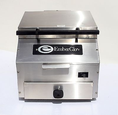 Emberglo Es5M Food Steamer Cooker Half Size Countertop Commercial Warmer