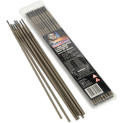 Sealey Arc Welding Electrodes Mini Pack 3.2mm Pack of 10