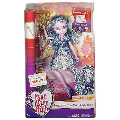 Ever After High FARRAH GOODFAIRY Daughter of the Fairy Godmother Doll by Mattel