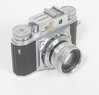 Voigtlander Prominent Ii, With 50/2 Ultron/160502