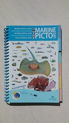 Marine Life Guide for Fish Identification for Western Pacific for PADI Fish ID