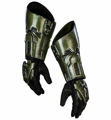 Halo Master Chief Video Game Collector's Edition Men Costume Gloves