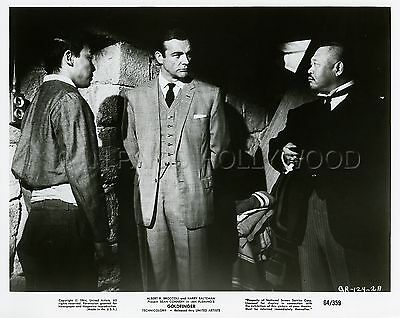James Bond 007 Sean Connery Goldfinger 1964 Vintage Photo #16  R70