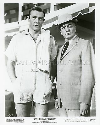 James Bond 007 Sean Connery Goldfinger 1964 Vintage Photo #11  R70