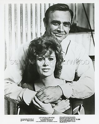 James Bond 007 Sean Coonery Jill St John Diamonds Are Forever Photo Original #17