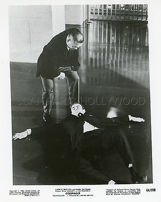 James Bond 007 Sean Connery Goldfinger 1964 Vintage Photo #38 R70