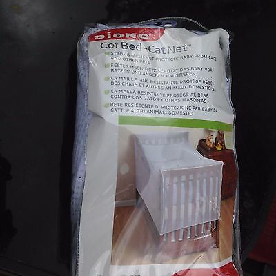 Diono Cotbed Safety Cat Net