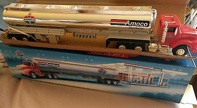 1996 Amoco Toy Tanker Truck , Limited Edition , New in the Box, Limited