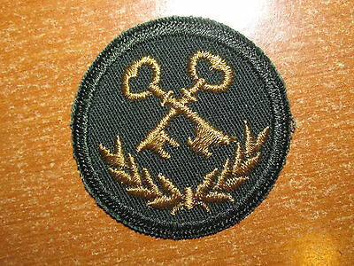 Canadian Army Trade Badge Trade Group 2 Supply Technician nice