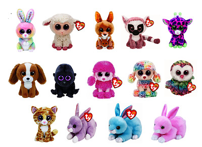 Ty Beanie Boos 6 inch Plush Soft Toy Choose from a large selection #5