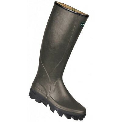 Le Chameau Ceres Security Wellington Boots With Michelin Sole