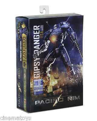 Pacific Rim – 7″ Scale Action Figure Ultimate Gipsy Danger with LED Lights NECA