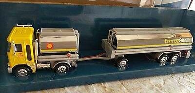 Shell Die Cast Twin Tanker Truck , Limited Edition NOS