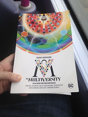 The Multiversity - DC Comics Huge Graphic Novel!!! Paperback