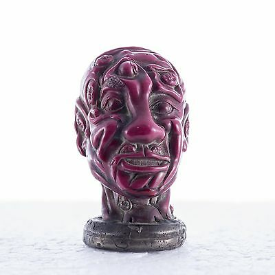 Erotic Head Sculpture, extremly tactile. Art,Gift, Ornament.