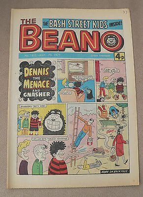 The Beano May 1977 40th Birthday Gift
