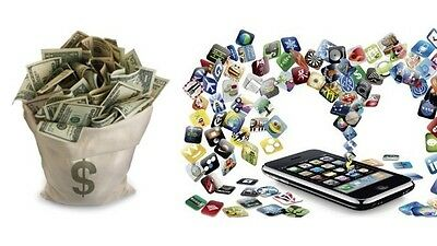 $$$ Mobile apps for sale $$$ Make money everyday - $500